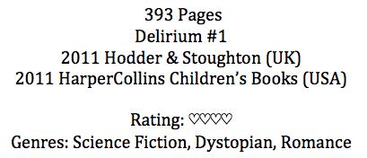 Delirium Details