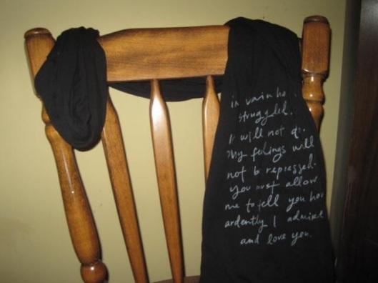 Chair Scarf