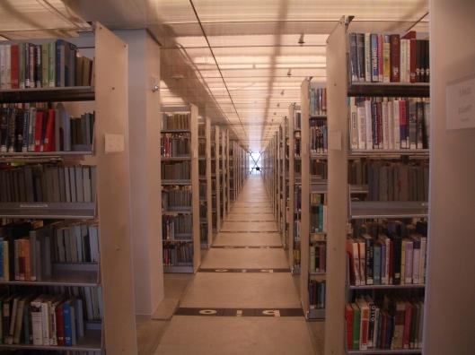 SPL hallway