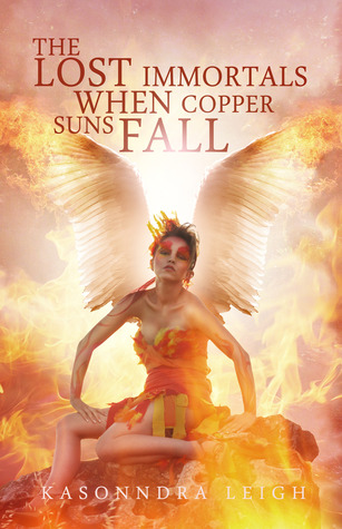 Copper Suns Fall Cover