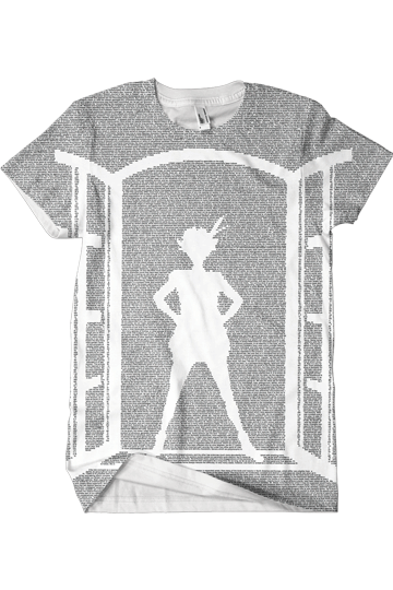 Peter Pan Shirt front