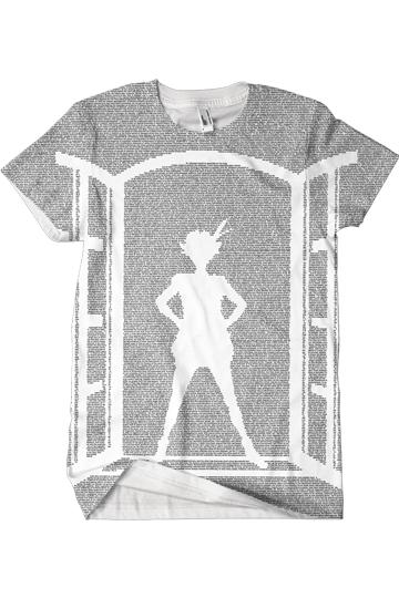 Peter Pan Shirt front