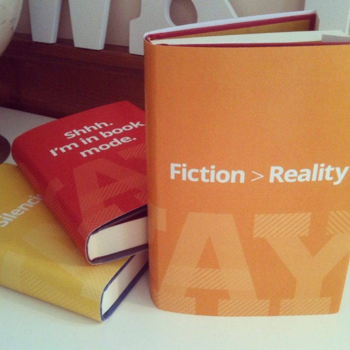 Fiction reality