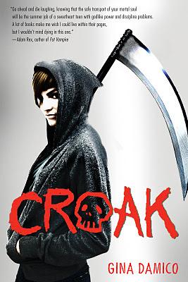 Croak Cover