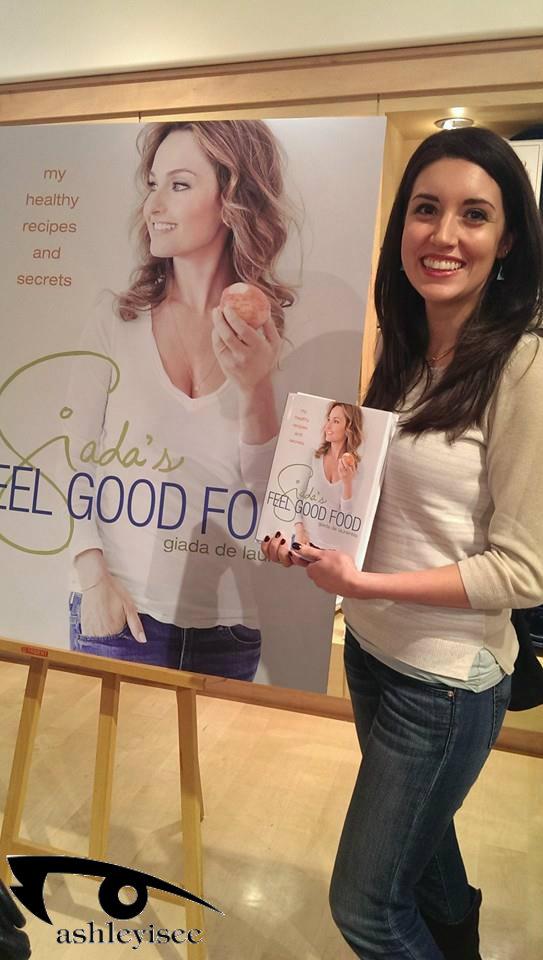 Sarah and poster