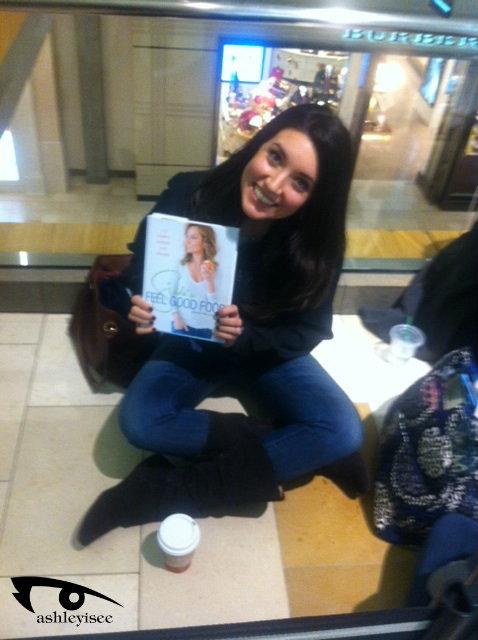 Sarah with book