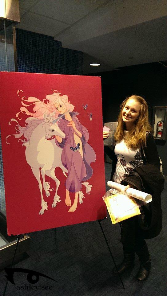 Unicorn print 1
