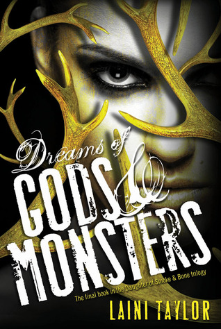 Dreams of Gods and Monsters Cover