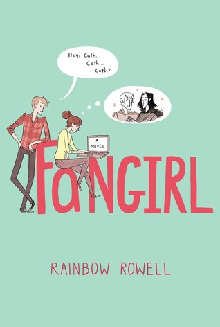 fangirl cover