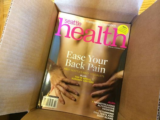 Seattle Health Magazine Spring 14