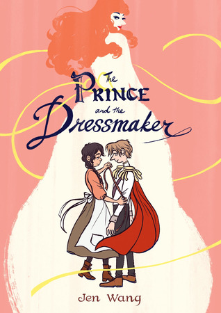 Prince and Dressmaker cover
